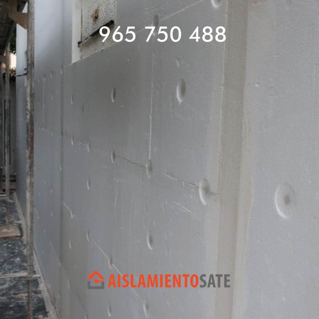 Aislamiento SATE termico denia-ondara-gandia-javea-altea-benidorm